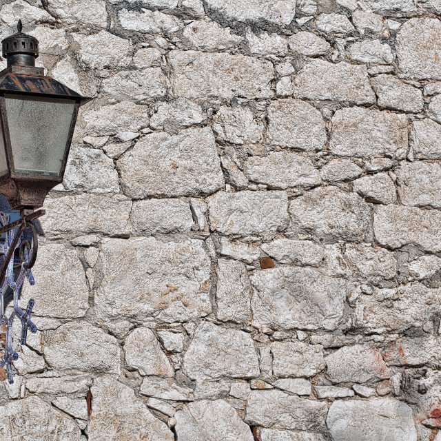 """Wall Lantern"" stock image"