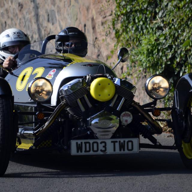 """Morgan car"" stock image"