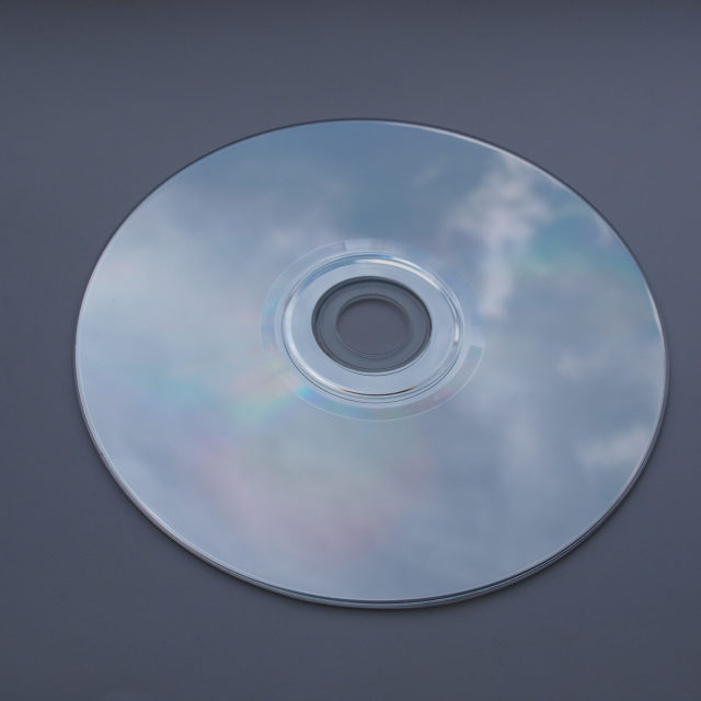 """CD or DVD"" stock image"