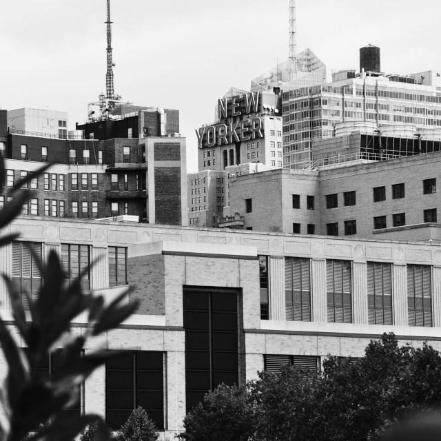 """The Highline"" stock image"