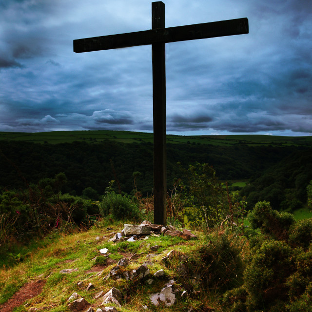 """High Cross"" stock image"