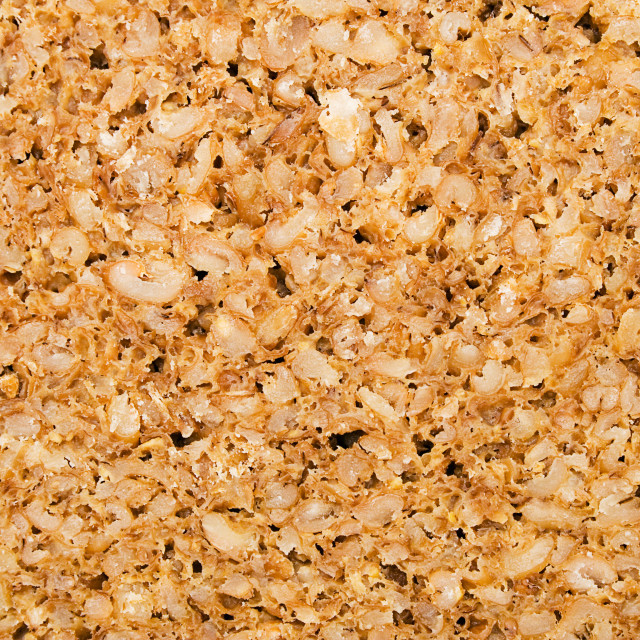 """""""Wholemeal Bread Texture"""" stock image"""