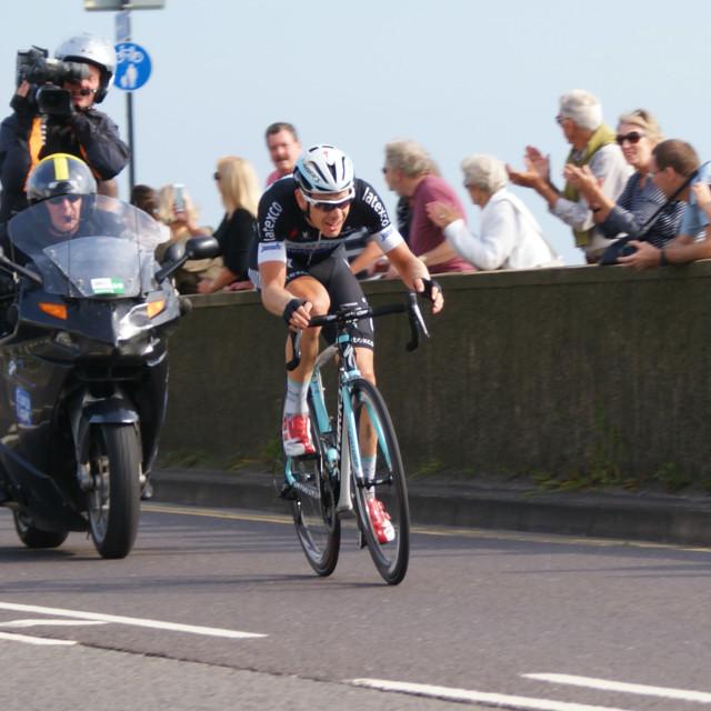 """Tour of Britain"" stock image"