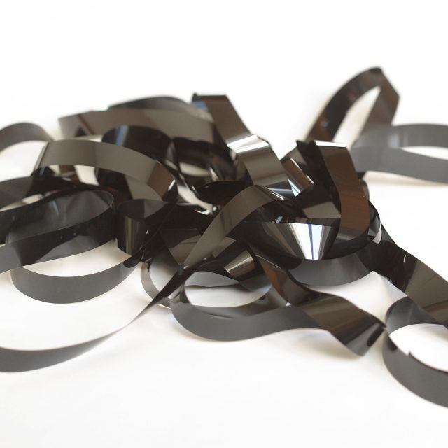 """Magnetic tape reel"" stock image"