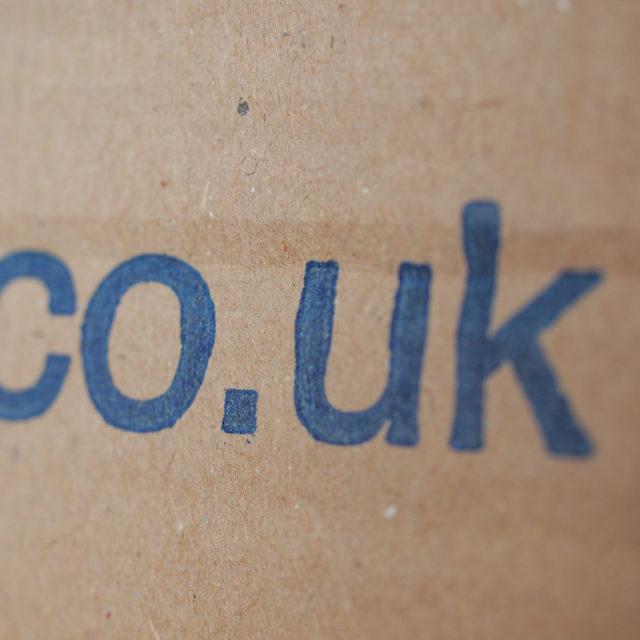 """""""Internet co uk url"""" stock image"""