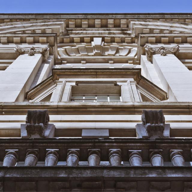 """""""Manchester Architecture VI"""" stock image"""