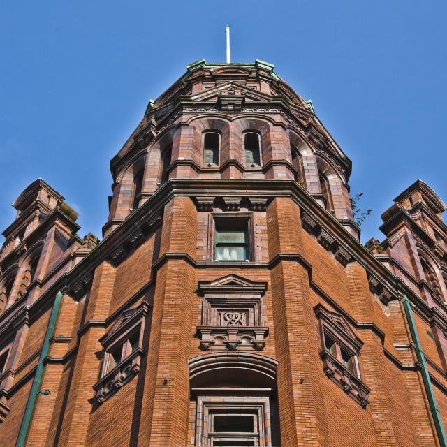 """Manchester Architecture I"" stock image"