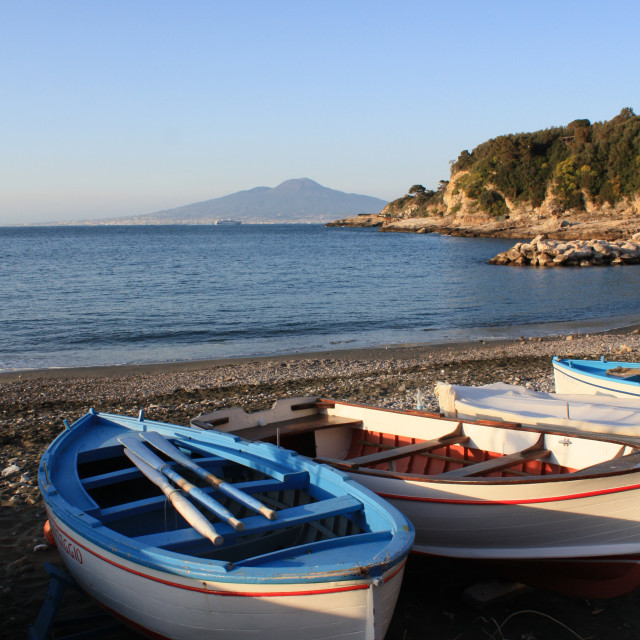 """Marina di Puolo"" stock image"