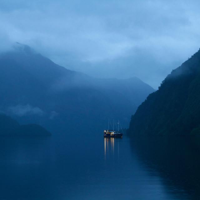 """Doubtful Dawn"" stock image"