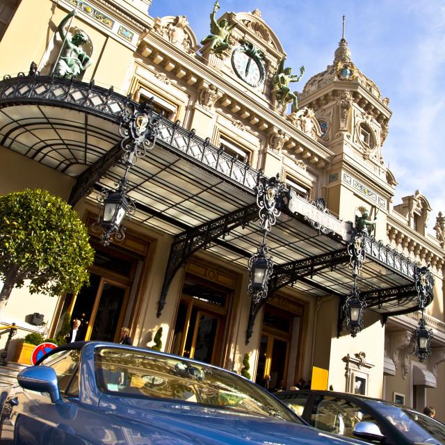 """Monaco, Europe"" stock image"