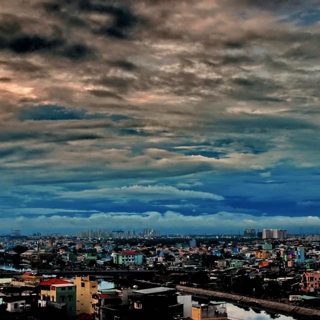 """Ho Chi Minh City, Vietnam"" stock image"