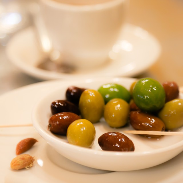 """Olives"" stock image"