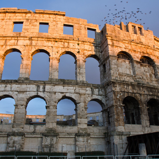 """colloseum"" stock image"
