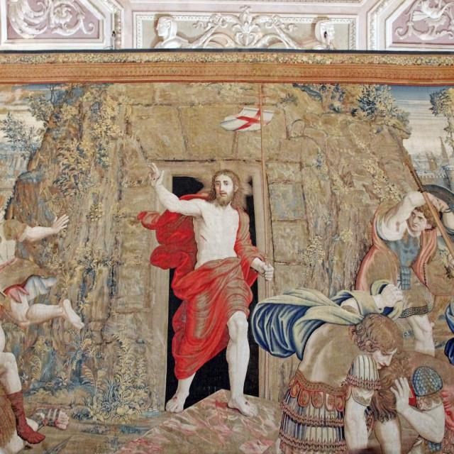 """Resurrection of Christ"" stock image"
