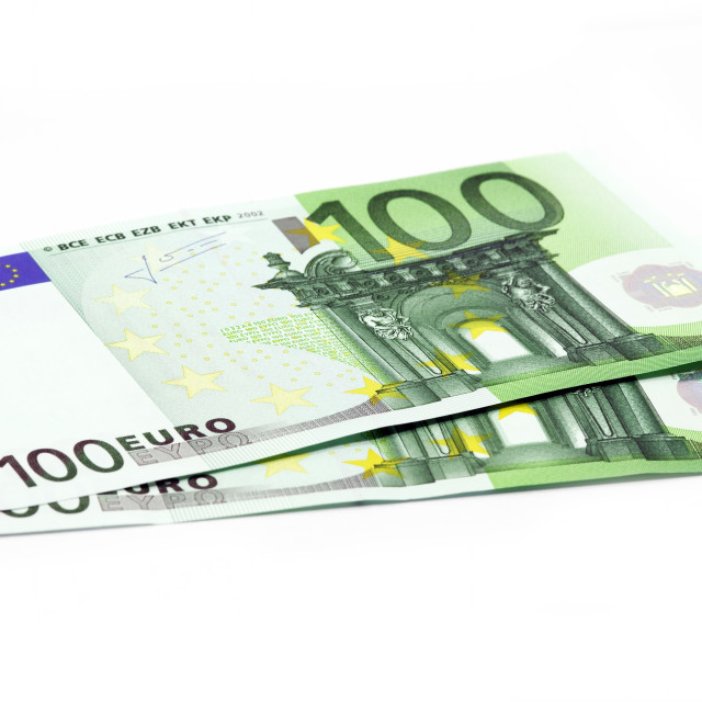 """Banknotes"" stock image"
