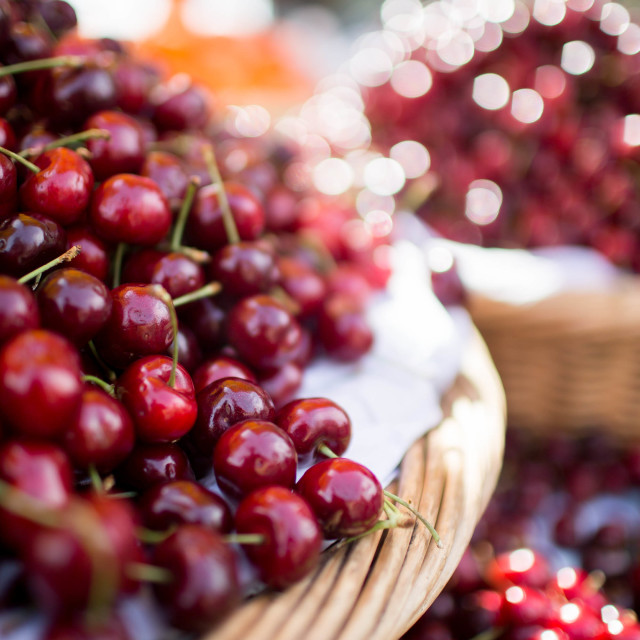 """Cherry"" stock image"