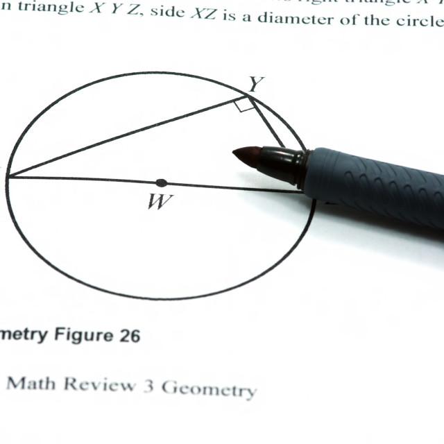 """Geometry figure"" stock image"
