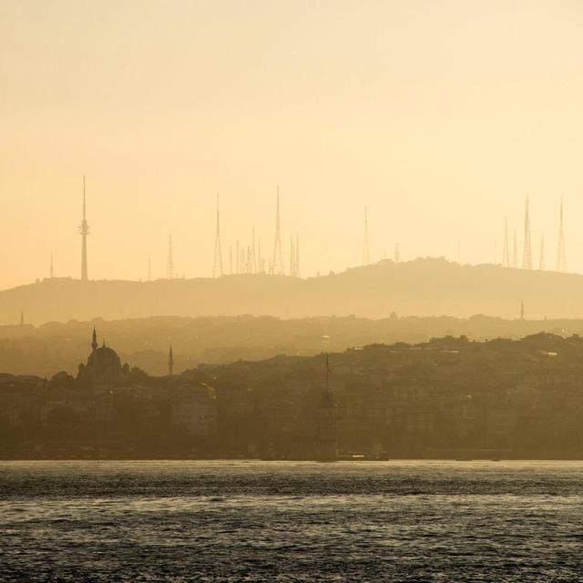 """Morning in Istanbul"" stock image"