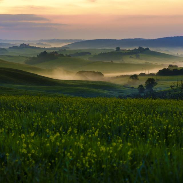 """""""Tuscany"""" stock image"""