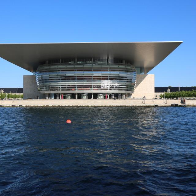 """Opera Copenhagen"" stock image"