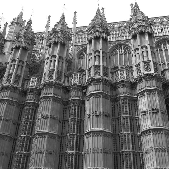 """Henry VII Chapel"" stock image"