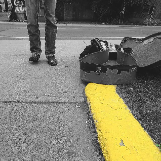 """Yellow Brick Road"" stock image"