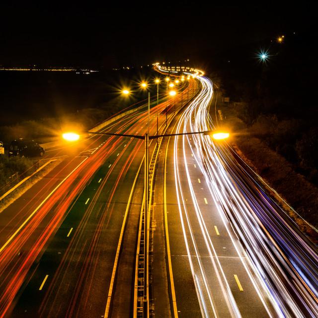 """Traffic"" stock image"