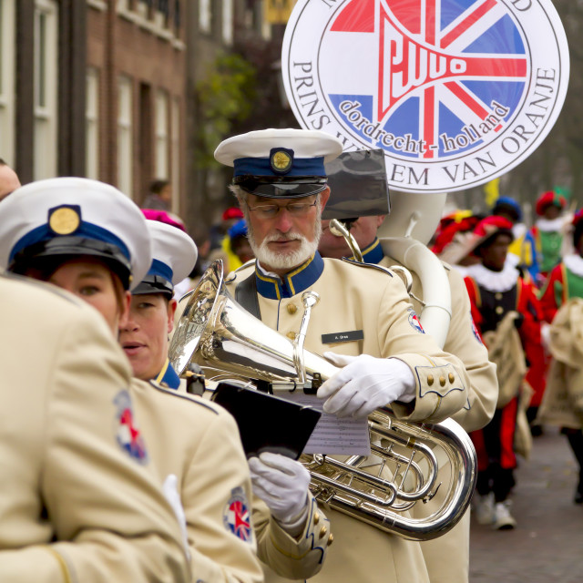 """""""Marching band"""" stock image"""