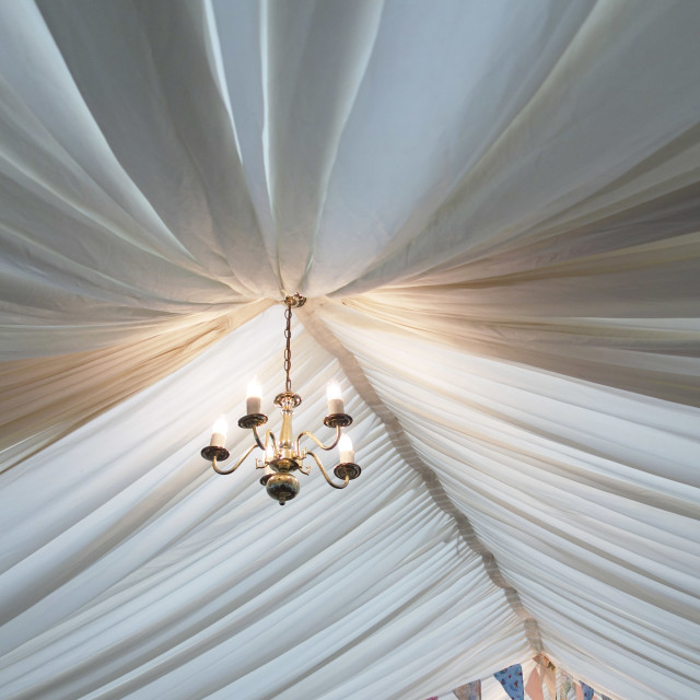 """Marquee Wedding Reception"" stock image"