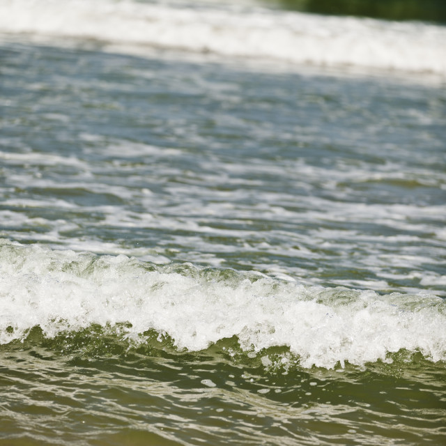 """Waves tones"" stock image"