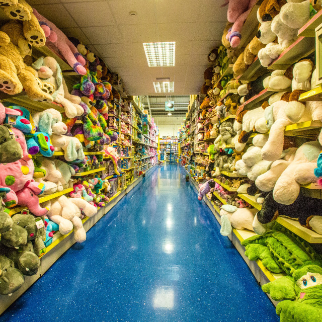 """Toys Superstore"" stock image"