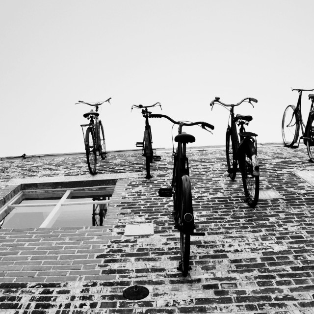 """""""Bicycles"""" stock image"""