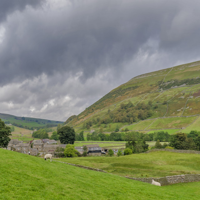 """Keld Views"" stock image"
