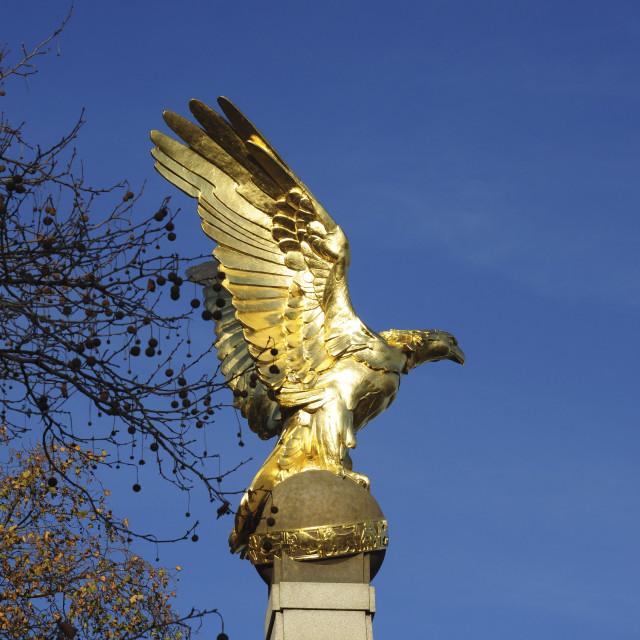 """""""RAF Memorial"""" stock image"""