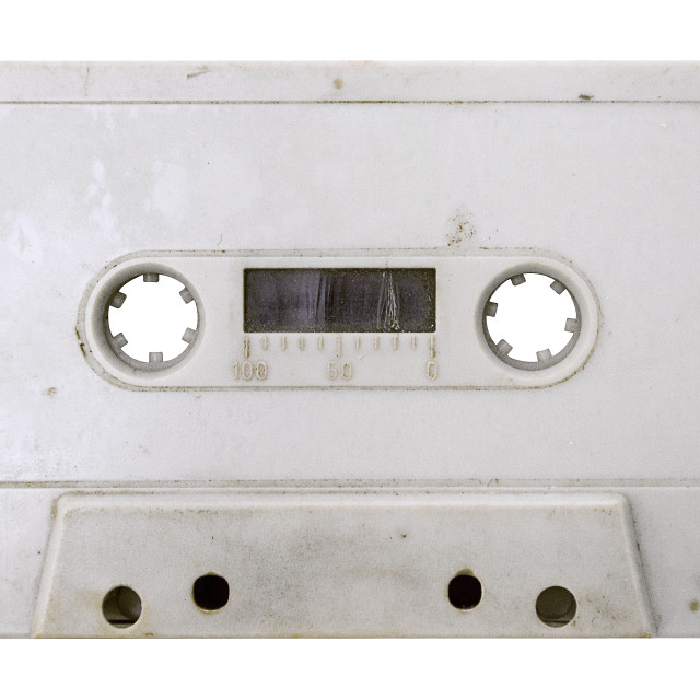 """""""Grungy Tape with Clipping Path"""" stock image"""