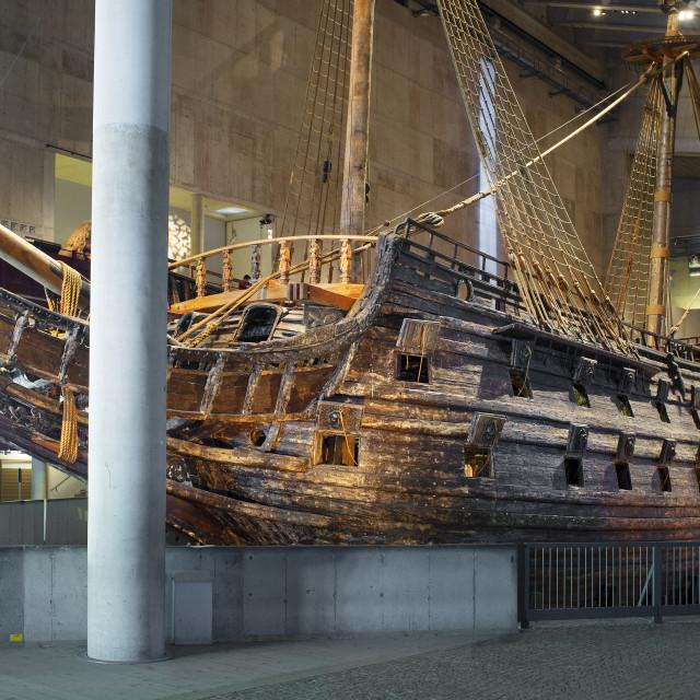 """""""Vasa Museum"""" stock image"""