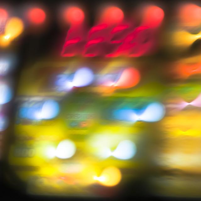"""Gamblers' delusions"" stock image"