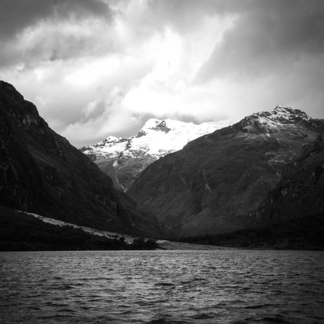 """Landscape Peru"" stock image"