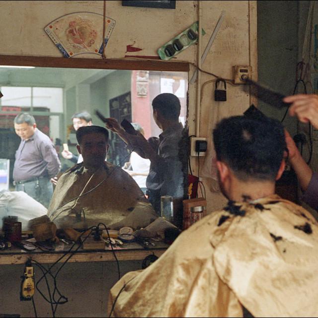 """Barbershop"" stock image"