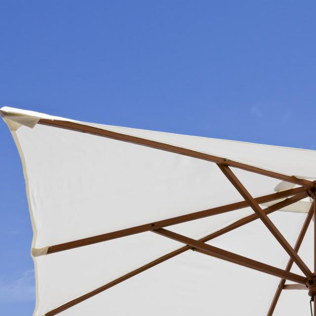 """""""Sun shade"""" stock image"""