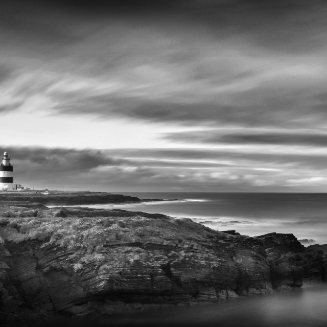 """Hook Head Lighthouse"" stock image"