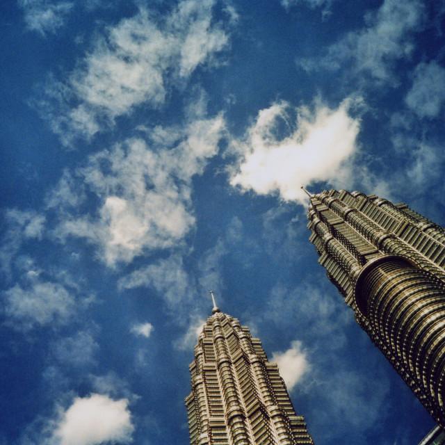"""""""Kuala Lumpur"""" stock image"""