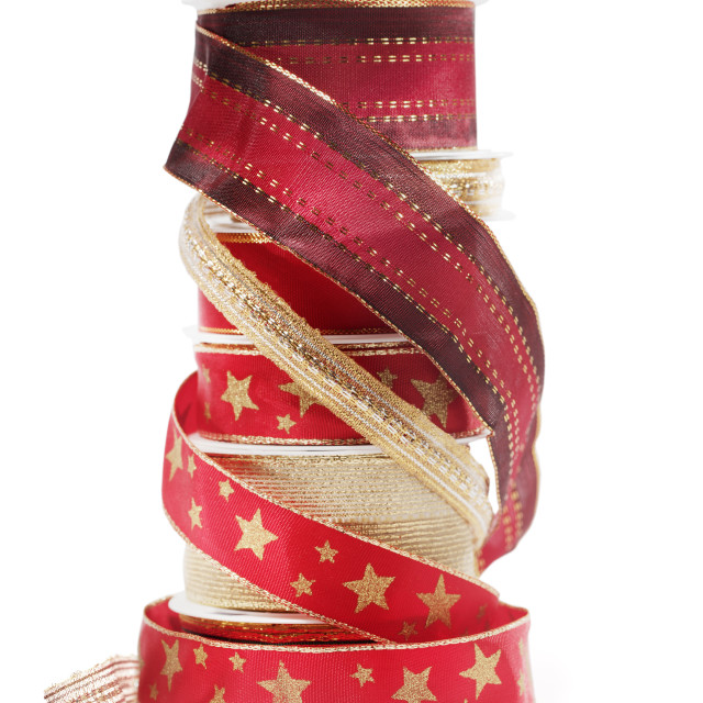 """Ribbons"" stock image"
