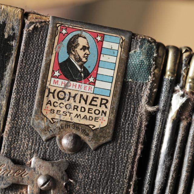 """Hohner"" stock image"