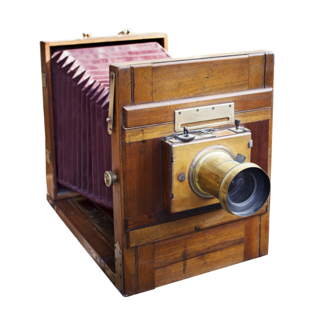 """Antique Camera"" stock image"