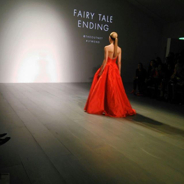 """London Fashion Weekend"" stock image"