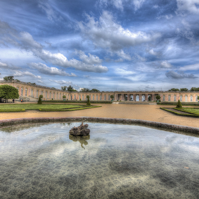 """Grand Trianon"" stock image"