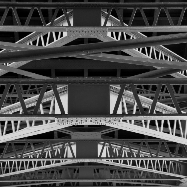 """Tyne Bridge 4"" stock image"