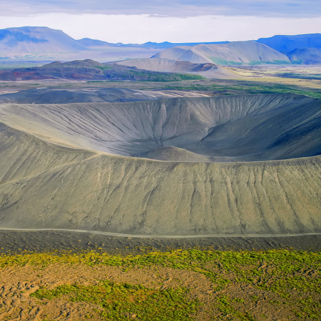 """Crater"" stock image"