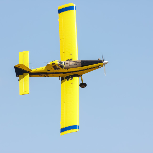 """""""Air Tractor"""" stock image"""